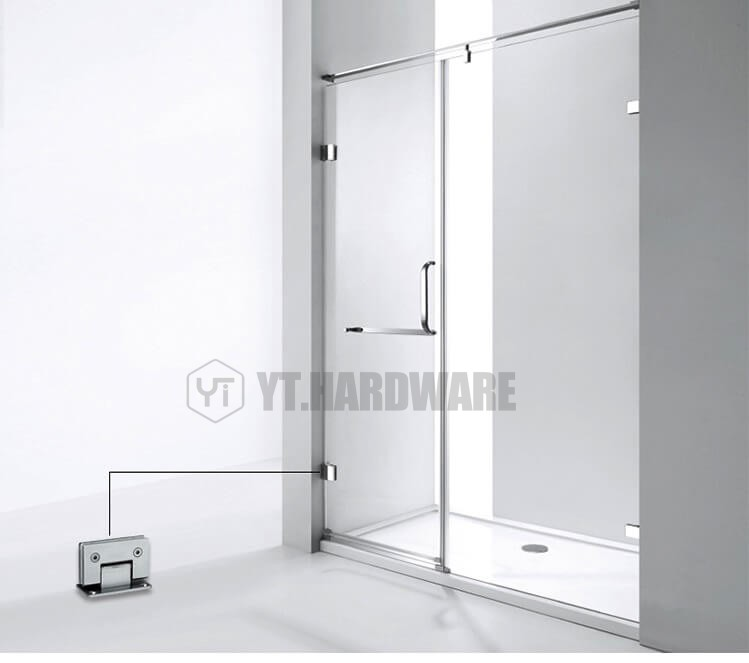 glass shower screen hinges