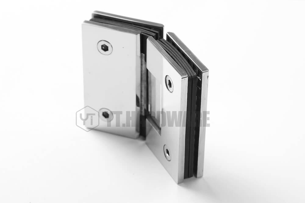 Shower Door Hinges For Glass Doors 135 Degree Straight Glass Gate Hinges