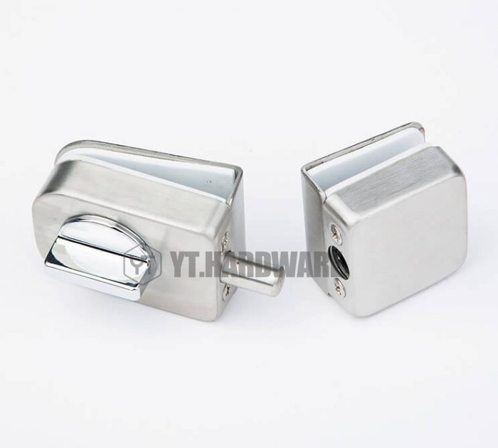 yt-gdl107a toughened glass door lock