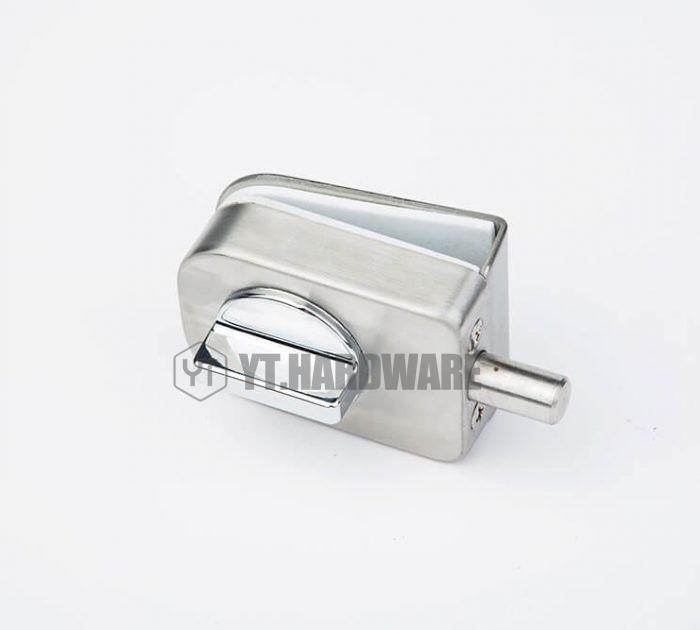 yt-gdl107b glass door lock