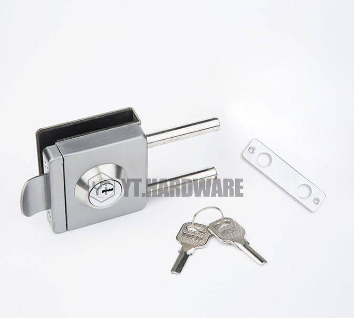 yt-gdl113b glass gate lock