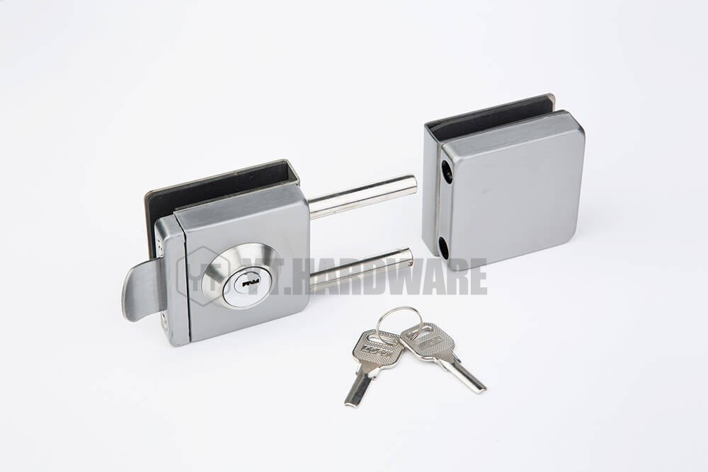 Glass To Glass Door Lock Low Cost Factory Directly Export With High