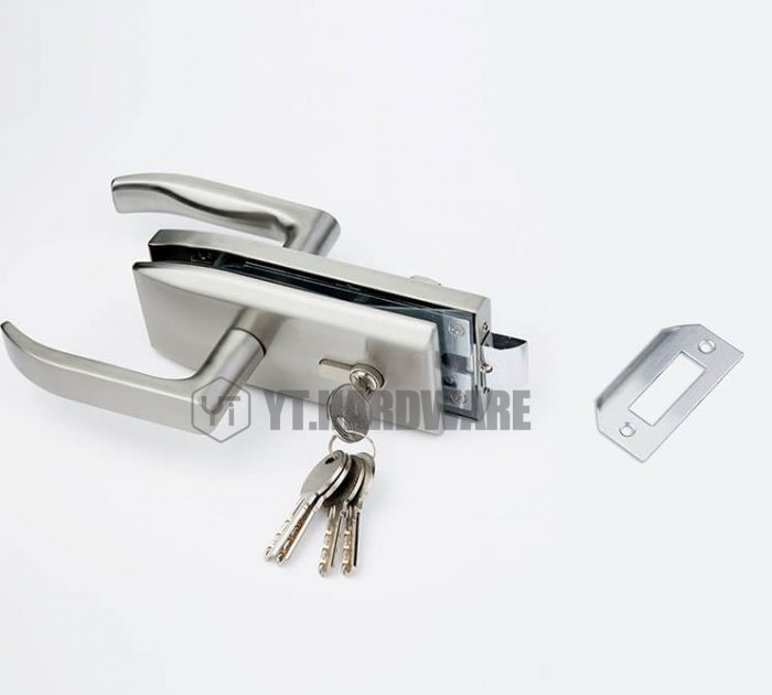 yt-gdl201 glass door lock