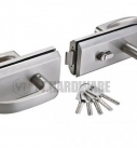 yt-gdl204 glass door handle