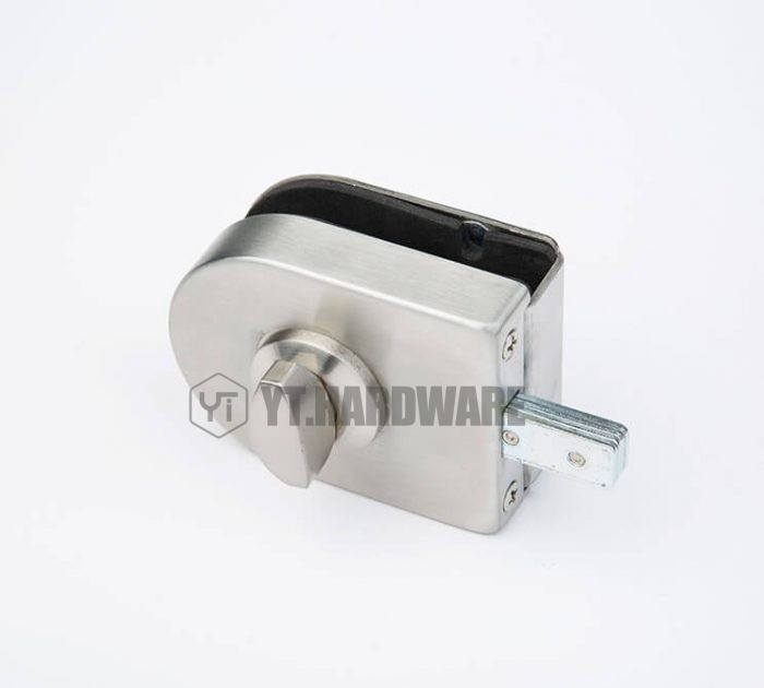 yt-gdl307b glass door lock
