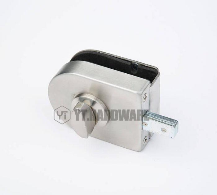 yt-gdl307b glass door lock