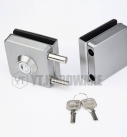 yt-gdl333a glass door lock