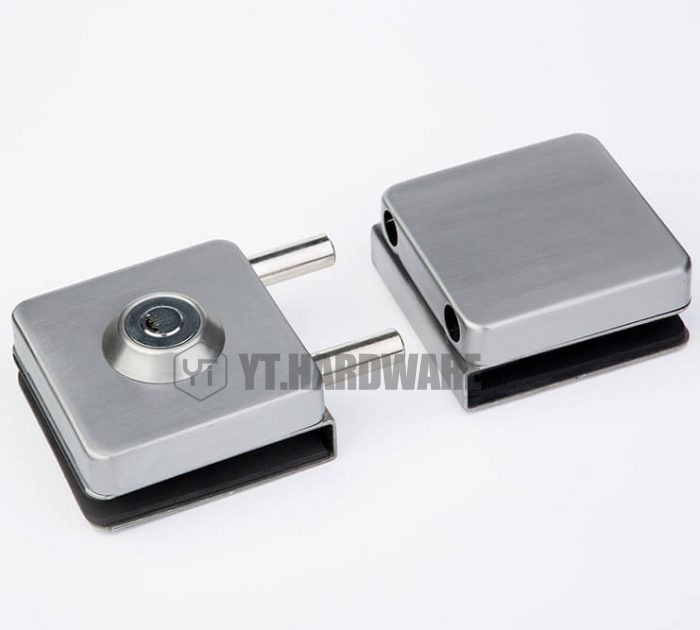 yt-gdl333a glass gate lock