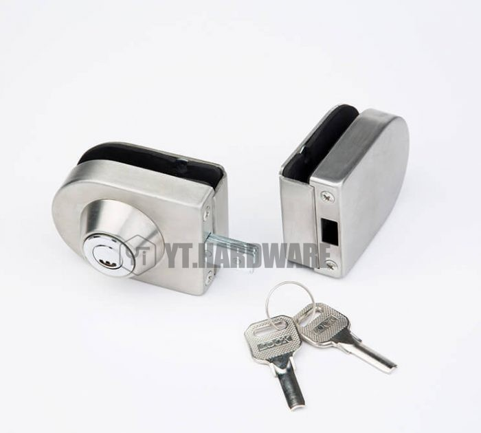 yt-gdl507a glass gate lock