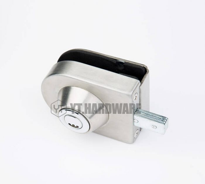 yt-gdl507b glass door lock