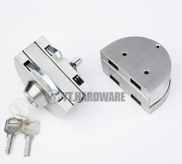 yt-gdl666a glass gate lock