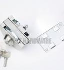 yt-gdl666b frameless glass door lock