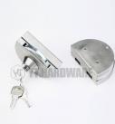 yt-gdl666c glass door lock