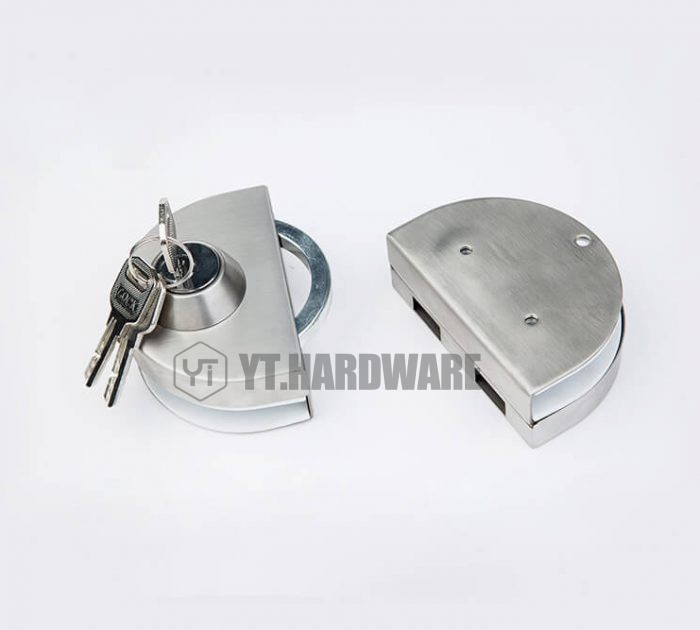 yt-gdl666c glass lock