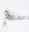 yt-gdl666d glass gate lock