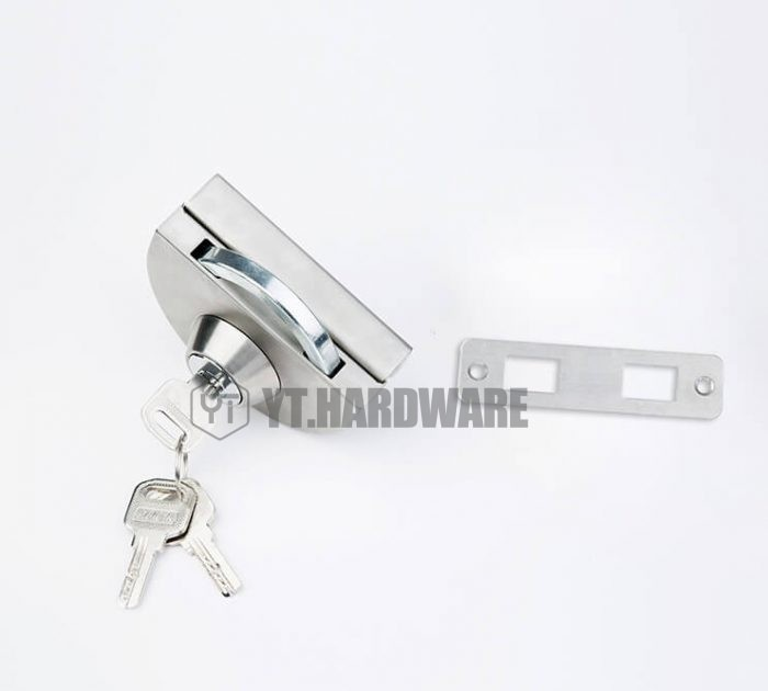 yt-gdl666d glass gate lock