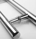 wholesale high quality glass door handles